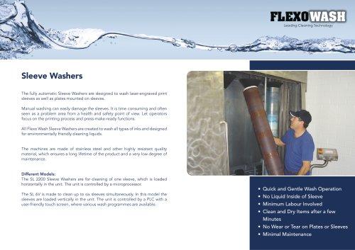 SL Sleeve Washers