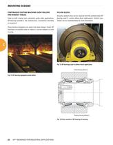APTM Bearings for Industrial Applications - 22
