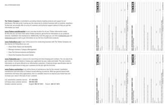 Automotive Aftermarket Seal Interchange Guide - 161