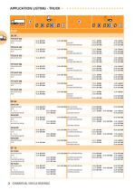 COMMERCIAL VEHICLE BEARING CATALOGUE - 23