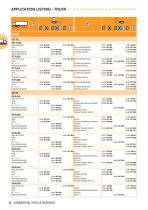 COMMERCIAL VEHICLE BEARING CATALOGUE - 25