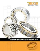 Cylindrical Roller Bearing Catalog