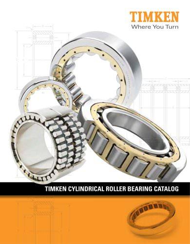 Cylindrical Roller Bearing Catalog