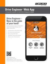 Drive Engineer™ Web App - 1