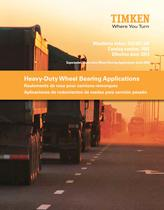 Heavy Duty Wheel Bearing Applications
