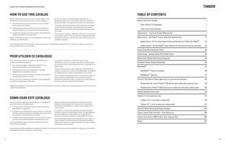 Heavy Duty Wheel Bearing Applications - 2