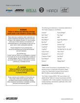 INDUSTRIAL POWER TRANSMISSION BELTS - 10