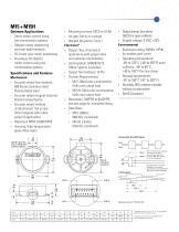 M15 & M15H MODULAR MAGNETIC ENCODERS - 3
