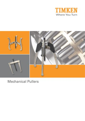 Mechanical Puller Catalog