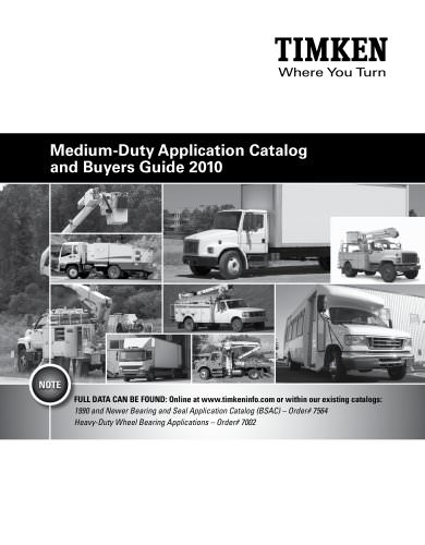 Medium-Duty Application