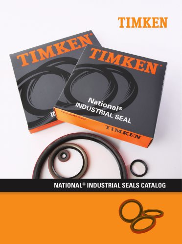 National Indust Seals Catalog