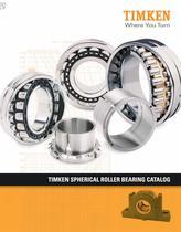 Spherical Roller Bearing Catalog - 1