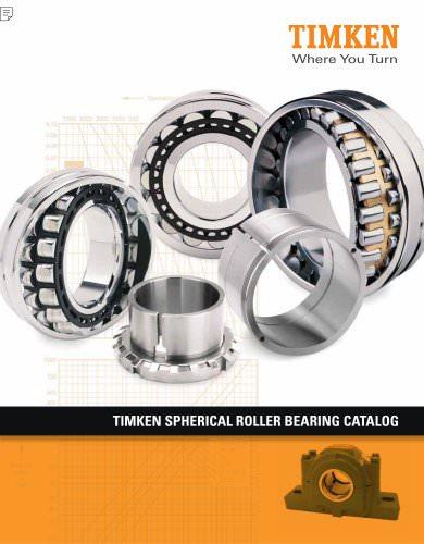 Spherical Roller Bearing Catalog