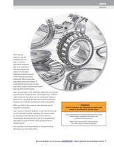 Spherical Roller Bearing Catalog - 9