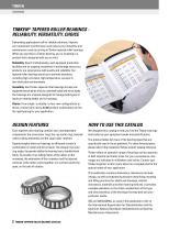 Tapered Roller Bearing Catalog - 4