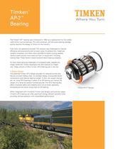 Timken AP-2 Bearing - 1