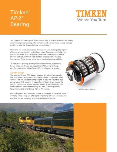 Timken AP-2 Bearing