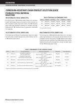 Timken Drives Roller Chain Catalog - 12
