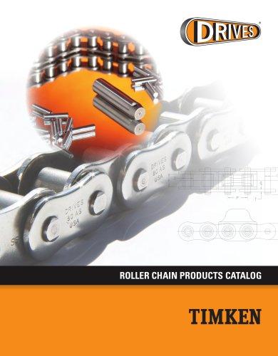 Timken Drives Roller Chain Catalog