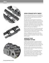 Timken Drives Roller Chain Catalog - 4