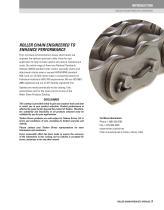 Timken Drives Roller Chain Catalog - 5