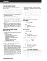 Timken Drives Roller Chain Catalog - 8