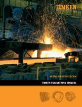 Timken Engineering Manual-Metals Industry Edition - 1