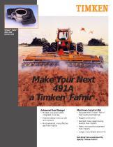 Timken® Fafnir® 491A disk harrow unit - 1
