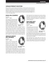 TIMKEN MINIATURE AND THIN-SECTION BEARINGS C - 11