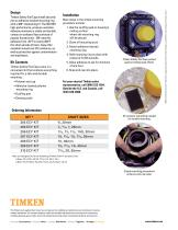 Timken Safety End Caps - 2
