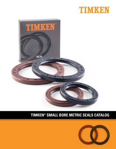 Timken-Small-Bore-Metric-Seals-Catalog