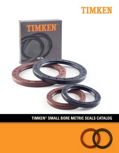 Timken-Small-Bore-Metric-Seals-Catalog