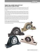Timken® SNT Plummer Block Catalog - 11