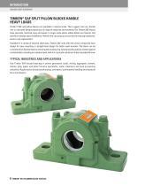 Timken® SNT Plummer Block Catalog - 8