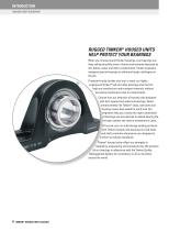 Timken Spherical Roller Bearing Solid-block Housed Unit Catalog - 6