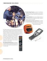 Timken® Super Precision Bearings for Machine Tool Applications - 7
