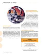 Timken® Super Precision Bearings for Machine Tool Applications - 9