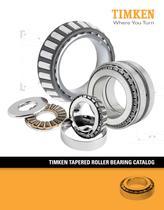 Timken Tapered Roller Bearing Catalog - 1
