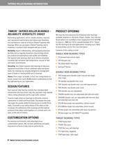 Timken Tapered Roller Bearing Catalog - 9