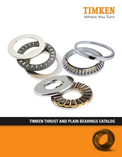 Timken Thrust & Plain Bearings