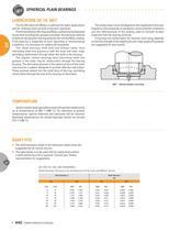 Timken Thrust & Plain Bearings - 9