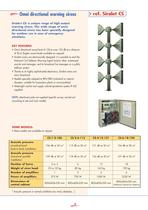 Disaster warning systems - Emergency signalling - 2
