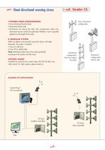 Disaster warning systems - Emergency signalling - 3