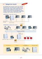 Disaster warning systems - Emergency signalling - 7