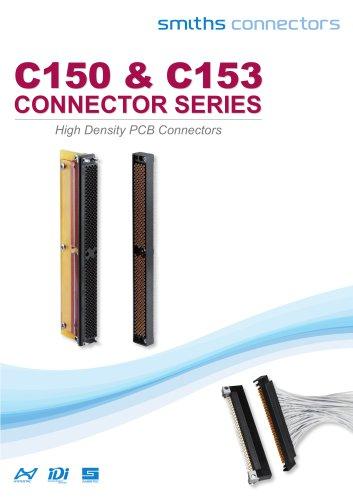 C150 & C153 CONNECTOR SERIES