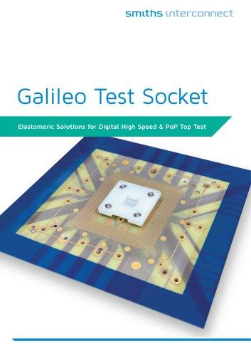 Galileo Test Socket