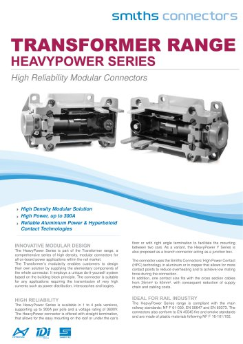 HeavyPower Brochure