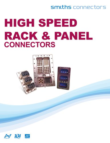 High Speed Rack and Panel Catalogue