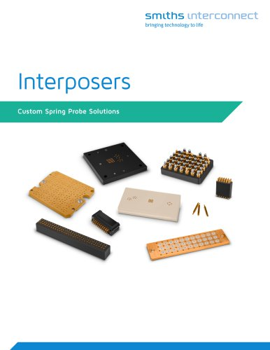 Interposers