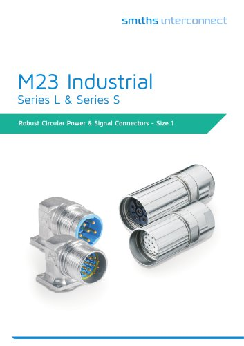 M23 Industrial Catalogue